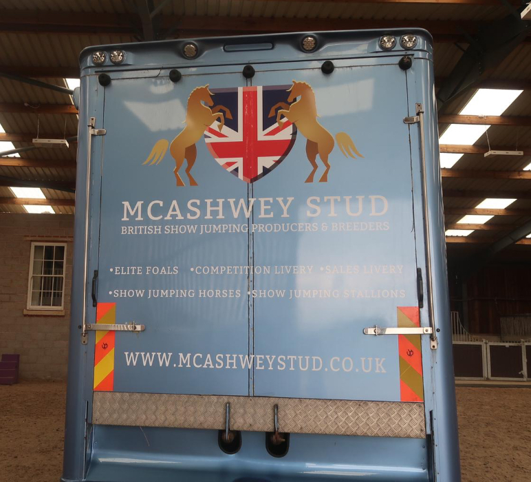 Lorry Signs